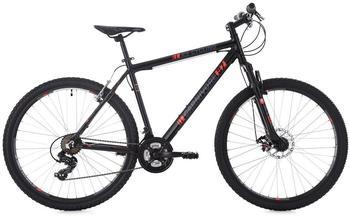 KS-CYCLING KS Cycling Hardtail Mountainbike MTB Carnivore 27,5 Zoll