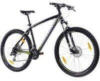 CHRISSON Mountainbike »Alloy«, 27,5 Zoll, 24 Gang, Scheibenbremsen schwarz