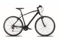 "Montana Fahrräder Crossrad 28"" X-Cross 950 M, 21 Gang Shimano Acera M360 Schaltwerk, Kettenschaltung schwarz 28 Zoll (71,12 cm)"