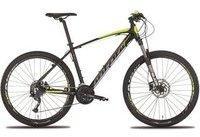 "Montana Fahrräder Montana Mountainbike 27,5"" URANO 271D, 27 Gang Shimano Alivio Schaltwerk, Kettenschaltung schwarz 27,5 Zoll (69,85 cm)"