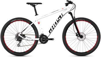 Ghost Kato 3.7 AL 27,5 Zoll Mountainbike Hardtail MTB Fahrrad Mountain... 46 cm, star white/night black/fiery red