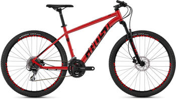 Ghost Kato 2.7 AL U 27,5 Zoll Mountainbike Hardtail MTB... 46 cm, riot rednight black