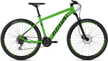 Ghost Kato 3.7 AL U 27,5 Zoll Mountainbike Hardtail MTB Fahrrad Mountain... 50 cm, riot greennight black
