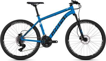 Ghost Kato 1.6 AL 26 Zoll Mountainbike Hardtail MTB... 42 cm, vibrant blue/night black/star white
