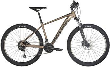 ORBEA Mountainbike MX 40 - 27,529 Zoll, 27 Gang Shimano Altus M2000 Schaltwerk, Kettenschaltung grau 29 Zoll (73,66 cm)