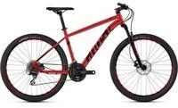 Ghost Mountainbike Kato 2.7 AL UKato 2.9 AL U«, 24 Gang Shimano Acera RD-M360 8-S Schaltwerk rot 27,5 Zoll (69,85 cm)