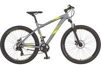 """REX Bike REX Alu-MTB 27,5"""", 21 Gang, Kettenschaltung grau 27,5 Zoll (69,85 cm)"""