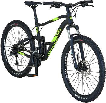 """REX Bike Mountainbike REX GRAVELER 9.6 MTB 27,5"""", 27 Gang, Kettenschaltung schwarz 27,5 Zoll (69,85 cm)"""