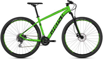 "Ghost Kato 3.9 AL 29"" riot green/night black S   42cm (29"") 2019 Mountainbikes"