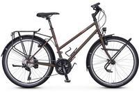 vsf fahrradmanufaktur TX-400 26 Zoll RH 50 cm Trapez sepiabraun matt 2019