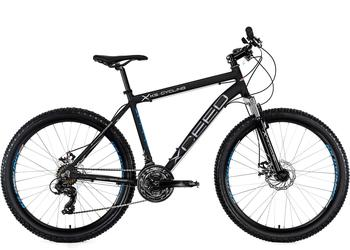 KS-CYCLING KS Cycling Mountainbike Xceed Schwarz, 48 cm