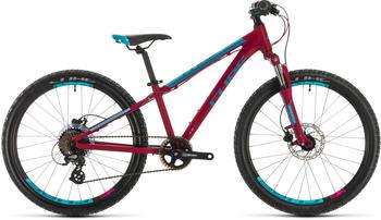 cube-access-240-disc-maedchen-berry-aqua-pink-24-2020-kids-bikes