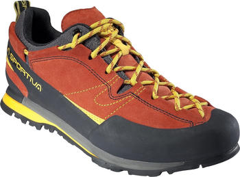 La Sportiva Boulder X grey/yellow 44