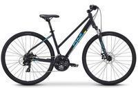 Fuji Bikes Fitnessbike TRAVERSE 1.7 DISC ST 21 Gang Shimano Tourney Schaltwerk, Kettenschaltung