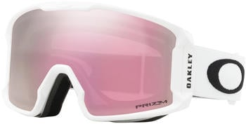 Oakley Line Miner XM OO7093-11 (matte white/prizm snow hi pink iridium)