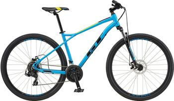 GT Bicycles GT Mountainbike 27.5/29 M Aggressor Sport, 21 Gang Shimano Tourney Schaltwerk, Kettenschaltung 46 cm