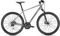 Univega Crossrad TERRENO, 24 Gang Shimano Acera Schaltwerk, Kettenschaltung
