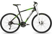 Head Crossrad »I-Peak II«, 27 Gang Shimano Acera RDM3000 Schaltwerk, Kettenschaltung,