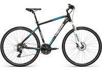 Head Crossrad »I-Peak I«, 24 Gang Shimano RDTX800 Schaltwerk, Kettenschaltung,