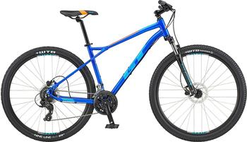 GT Bicycles Aggressor Expert 2020 29 Zoll RH 46 cm gloss electric blue