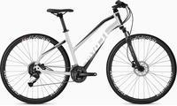 Ghost Crossrad Square Cross 1.8 AL W 2020 28 Zoll RH 42 cm iridium silver/jet black/star white
