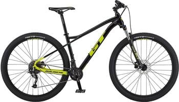 GT Bicycles Avalanche Sport 2020 27,5 Zoll RH 36 cm satin black/chartreuse