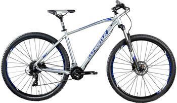 Whistle Mountainbike Patwin 2054, 16 Gang Shimano RD-TX800 Schaltwerk, Kettenschaltung 53 cm