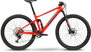 BMC Fourstroke 01 THREE (2021) electric red