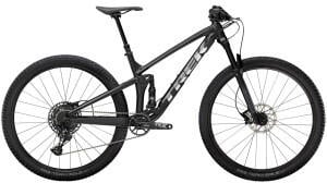 "Trek Top Fuel 8 NX satin trek black M/L | 44,5cm (29"") 2021 Mountainbike Fullsuspensions"