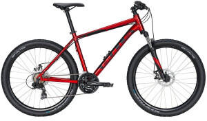 """Bulls Wildtail 1 Disc 29"""" (2021) red"""