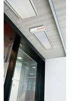 Fenix Deutschland ECOSUN S+ 24 Infrarød opvarming 2400 W Hvid