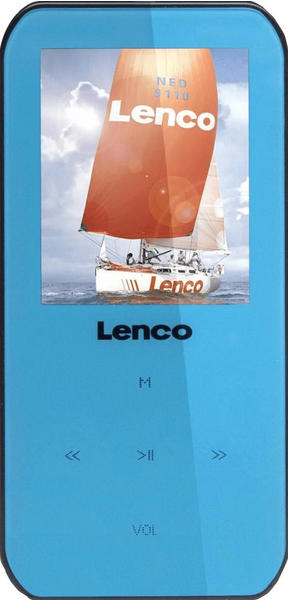 Lenco Xemio 655 4GB blau