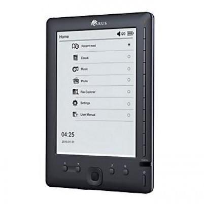 DistriRead ICARUS Reader Go E600BK