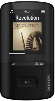 Philips SA4VBE08 GoGear Vibe 8GB schwarz