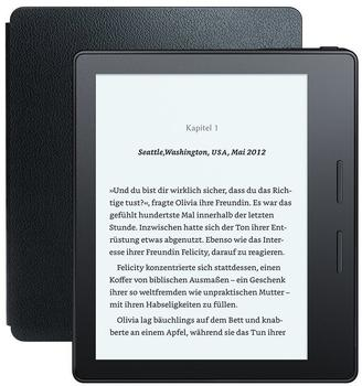 Amazon Kindle Oasis WLAN schwarz
