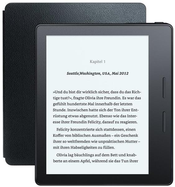 Amazon Kindle Oasis WLAN schwarz