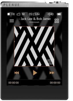 Cowon Plenue D 32GB silber-schwarz