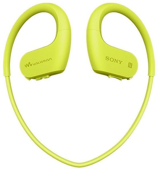Sony NW-WS623 limonengelb