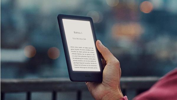 Amazon Kindle 2019 weiß