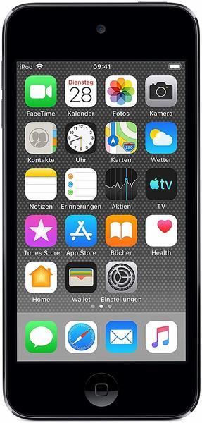 Apple iPod touch (7. Gen) 2019 Space Grau 128GB