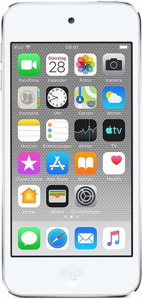 Apple iPod touch (7. Gen) 2019 Silber 256GB