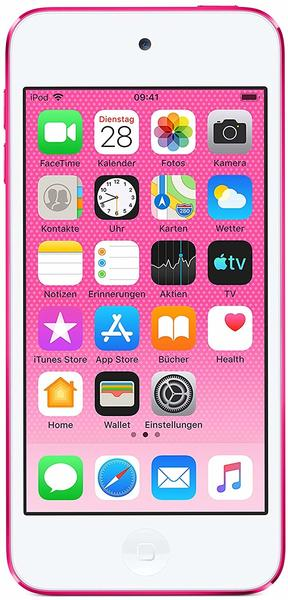 Apple iPod touch (7. Gen) 2019 Pink 256GB