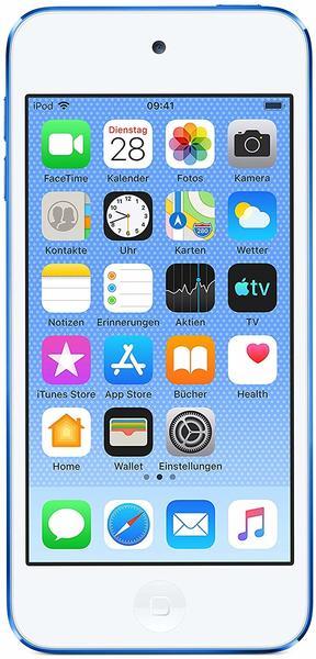 Apple iPod touch (7. Gen) 2019 Blau 128GB