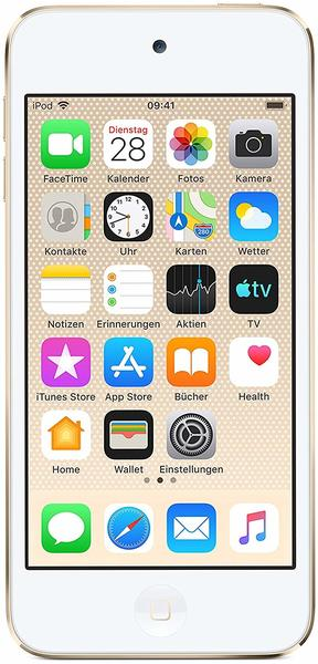 Apple iPod touch (7. Gen) 2019 Gold 256GB