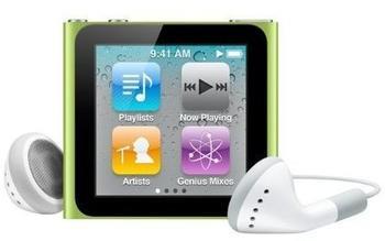 Apple Ipod Nano (6.GEN.)MC692