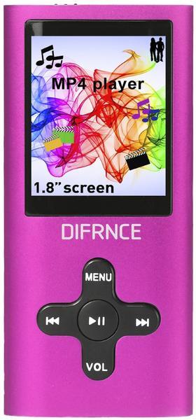 DIFRNCE MP1850 4GB (pink)