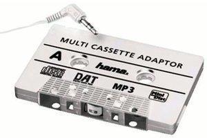 Hama 14499 MP3-/CD-Adapter Kfz