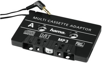 Hama 89292 CD-/MD-/MP3-Adapter Kfz