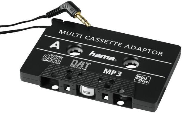 Hama 89292 CD-/MD-/MP3-Adapter Kfz