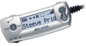 Archos FM Radio & Remote Control